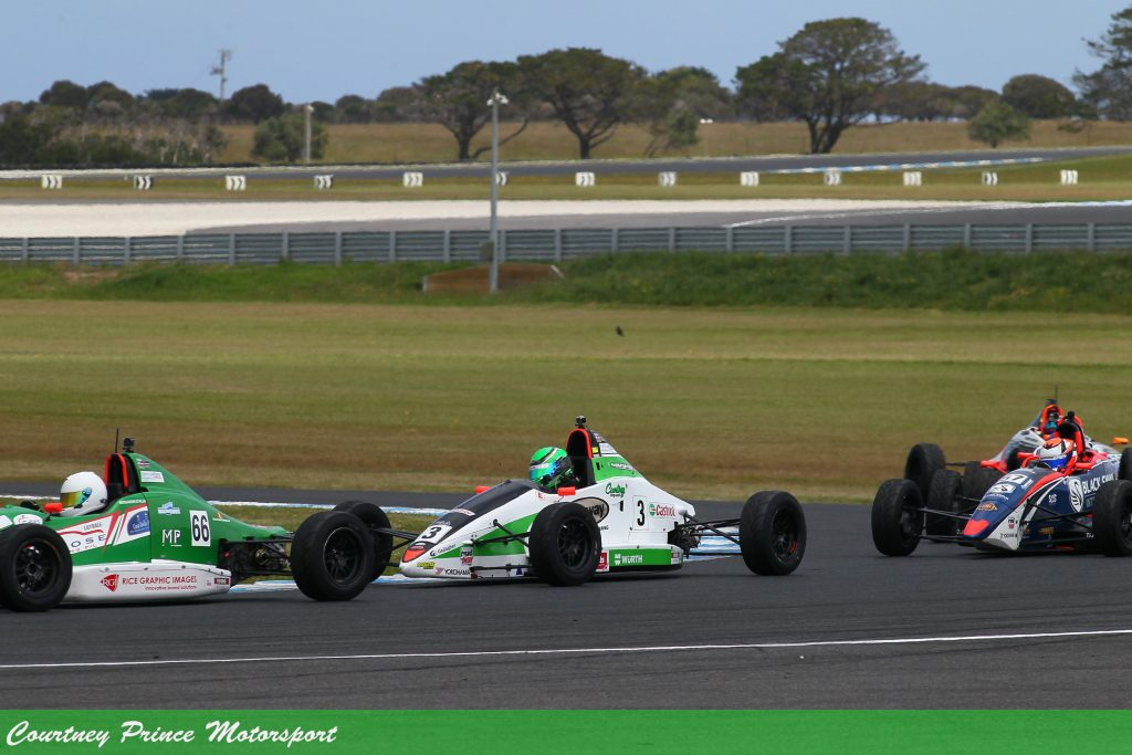 Phillip Island, round 7, September 2018