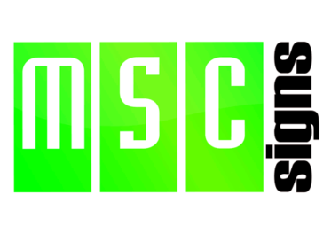 MSC Signs, Your brand is our passion