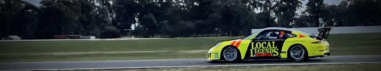 Porsche Test at Winton – June 2021