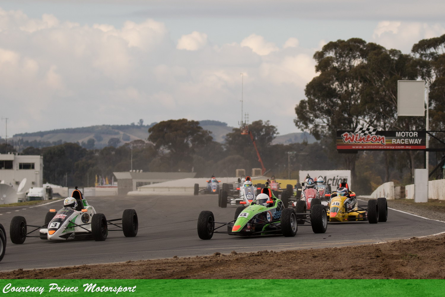 Winton Supercar Round May 2017